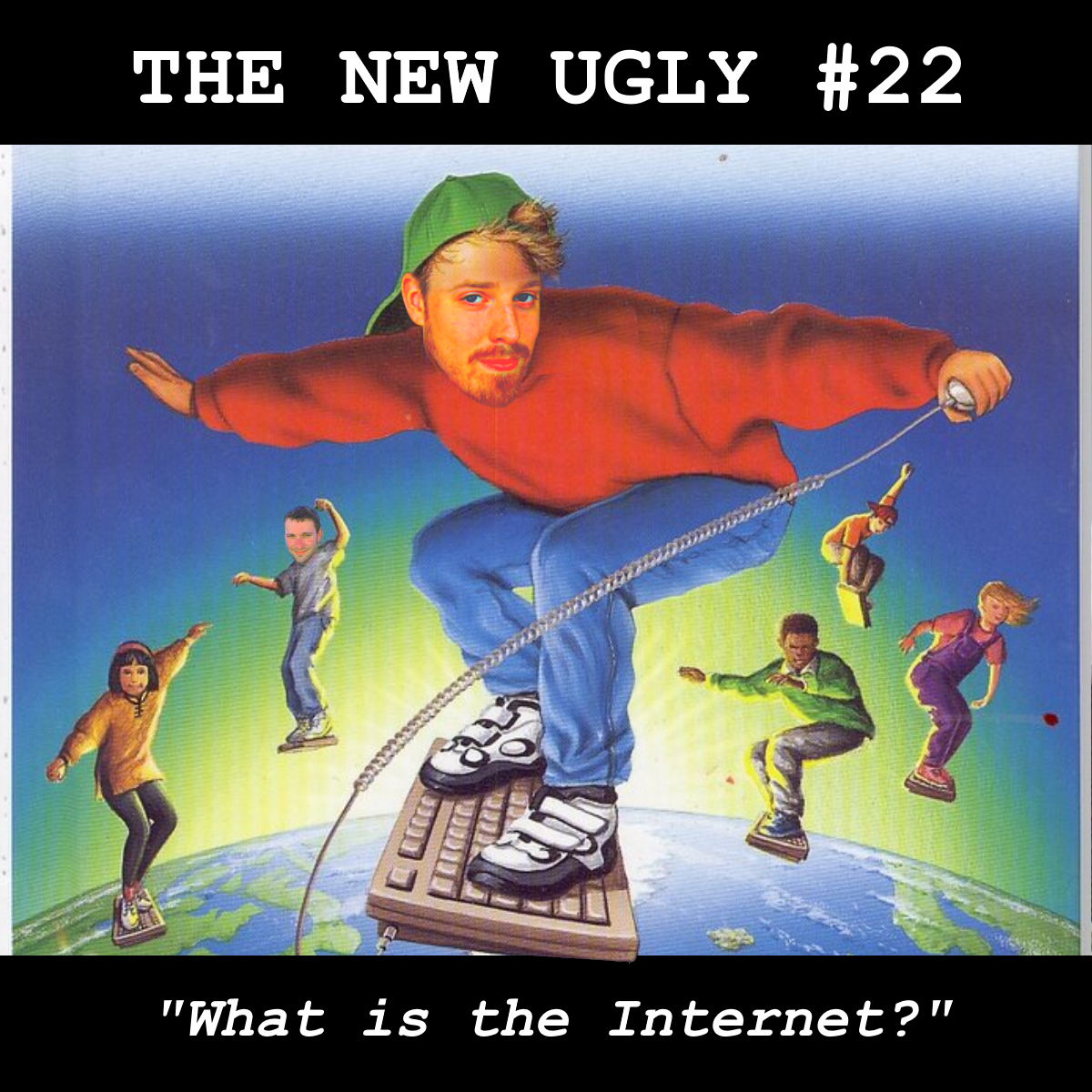Episode 22: What is the Internet?